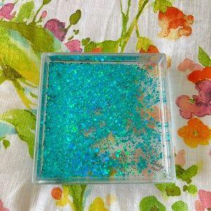 NWOT turquoise 4X4 photo frame